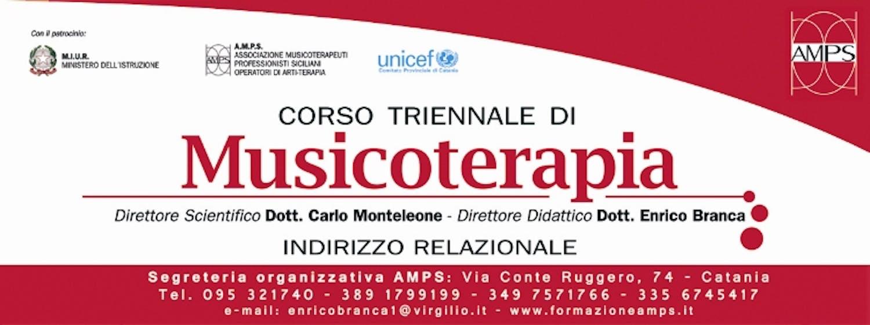 Un corso di musicoterapia a Catania