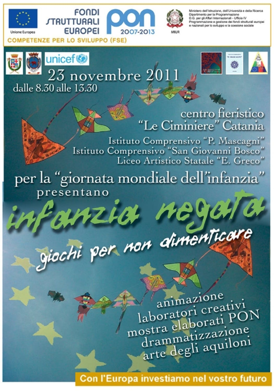 Una giornata a Catania per festeggiare la Convenzione