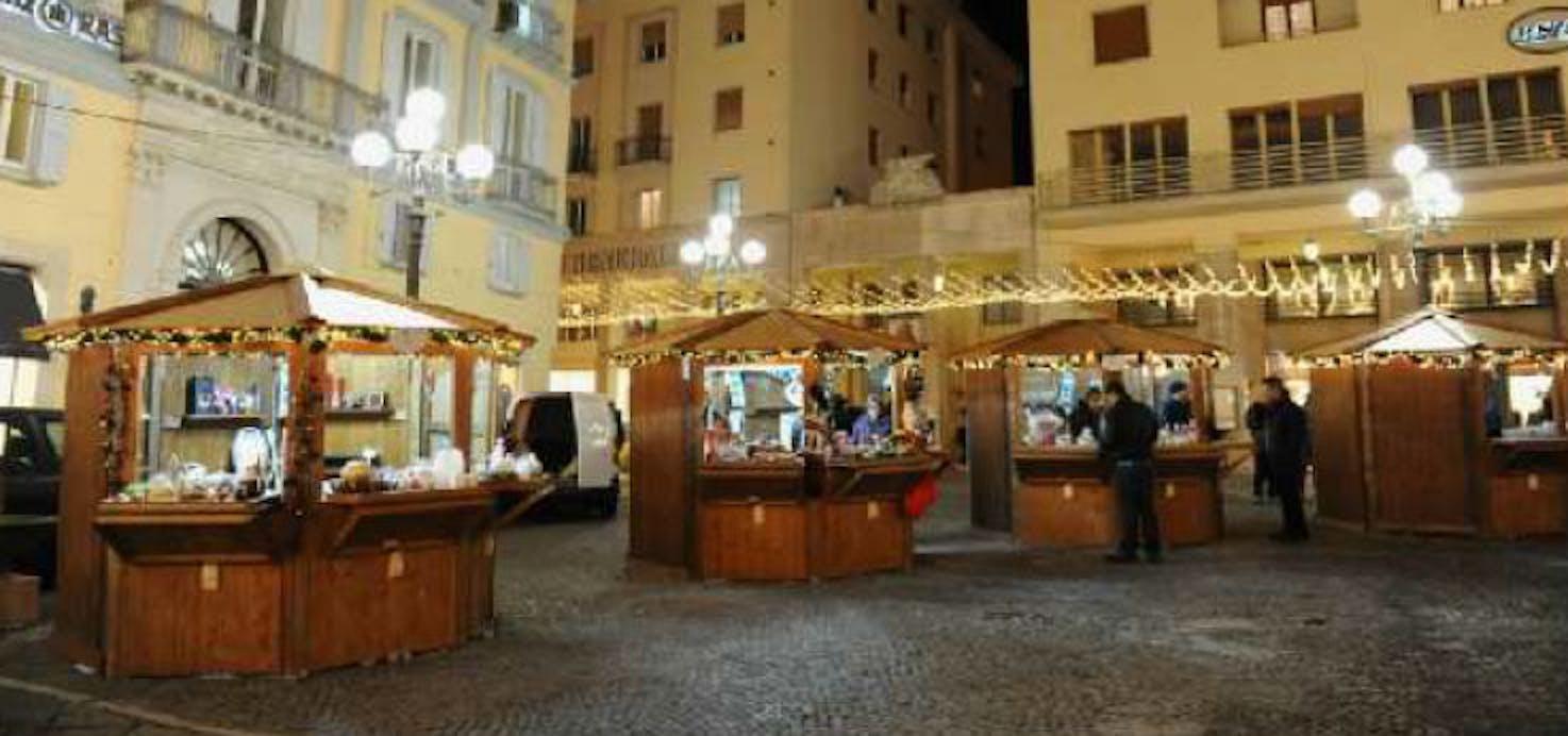Le Pigotte a Bari per festeggiare il Natale
