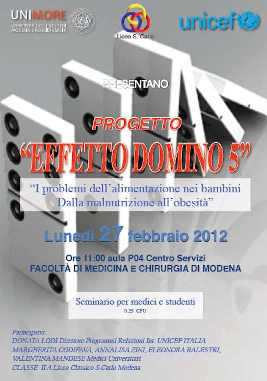 A Modena la 5^ edizione del progetto