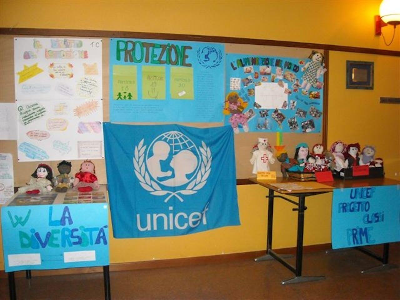 Gli studenti di Uboldo per i bambini del mondo