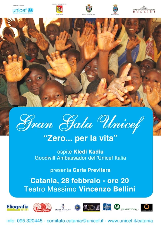 Catania presenta il Gran Galà