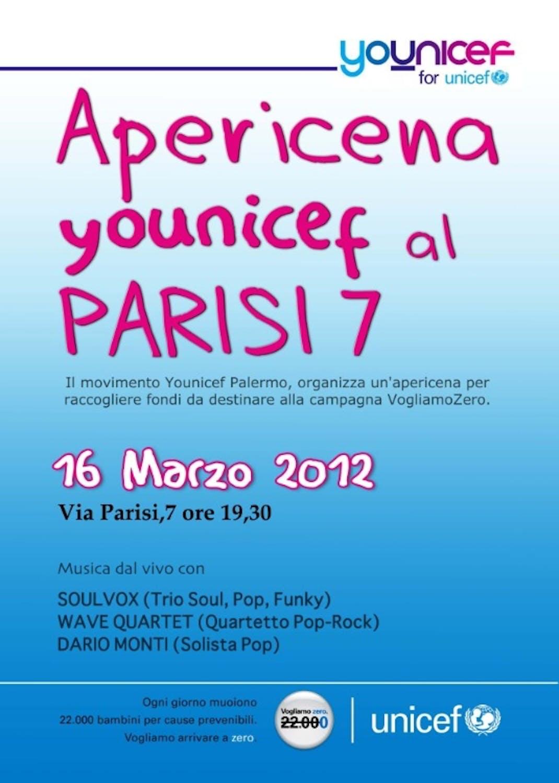 A Palermo una serata di musica solidale