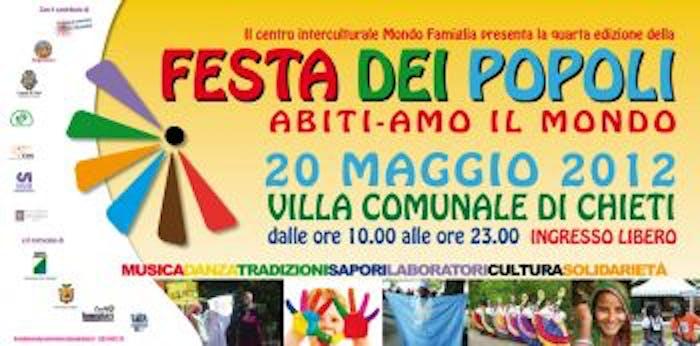 La Festa dei Popoli a Chieti