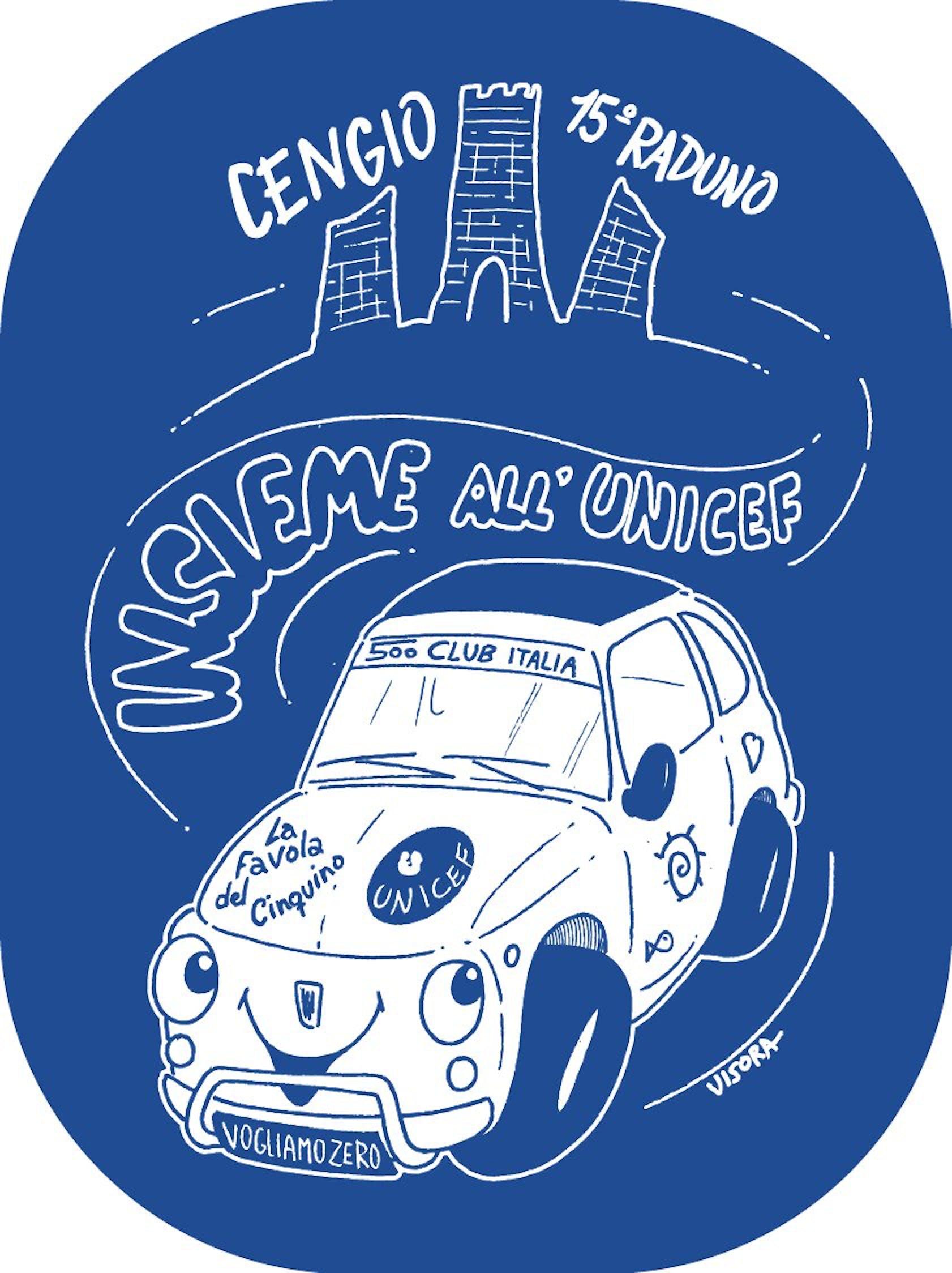 A Cengio (SV) la XV edizione del Raduno Fiat Club 500