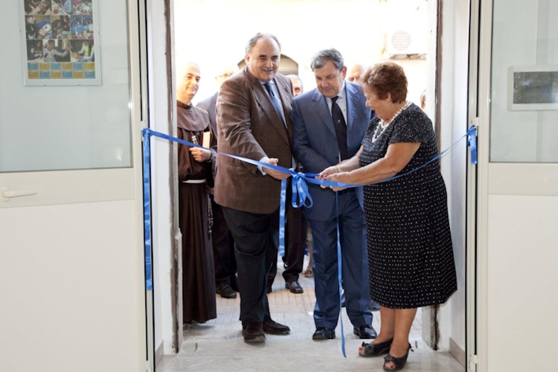 Siracusa inaugura il nuovo Punto d'Incontro dell'UNICEF