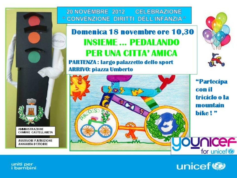 Due iniziative per celebrare la Convenzione sui diritti dell'infanzia a Castellaneta