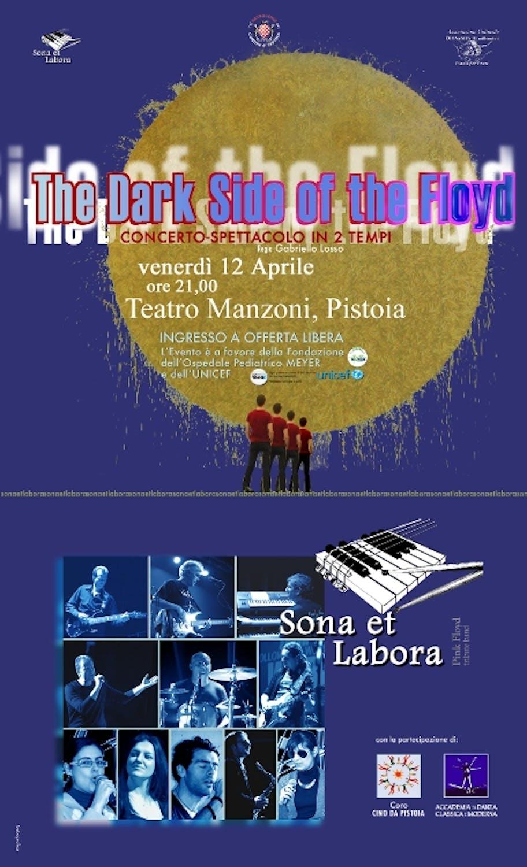 Le cover dei Pink Floyd per l'UNICEF a Pistoia