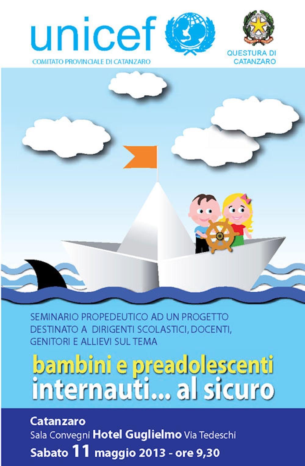 Catanzaro, un convegno sulla navigazione sicura dei minori in Rete