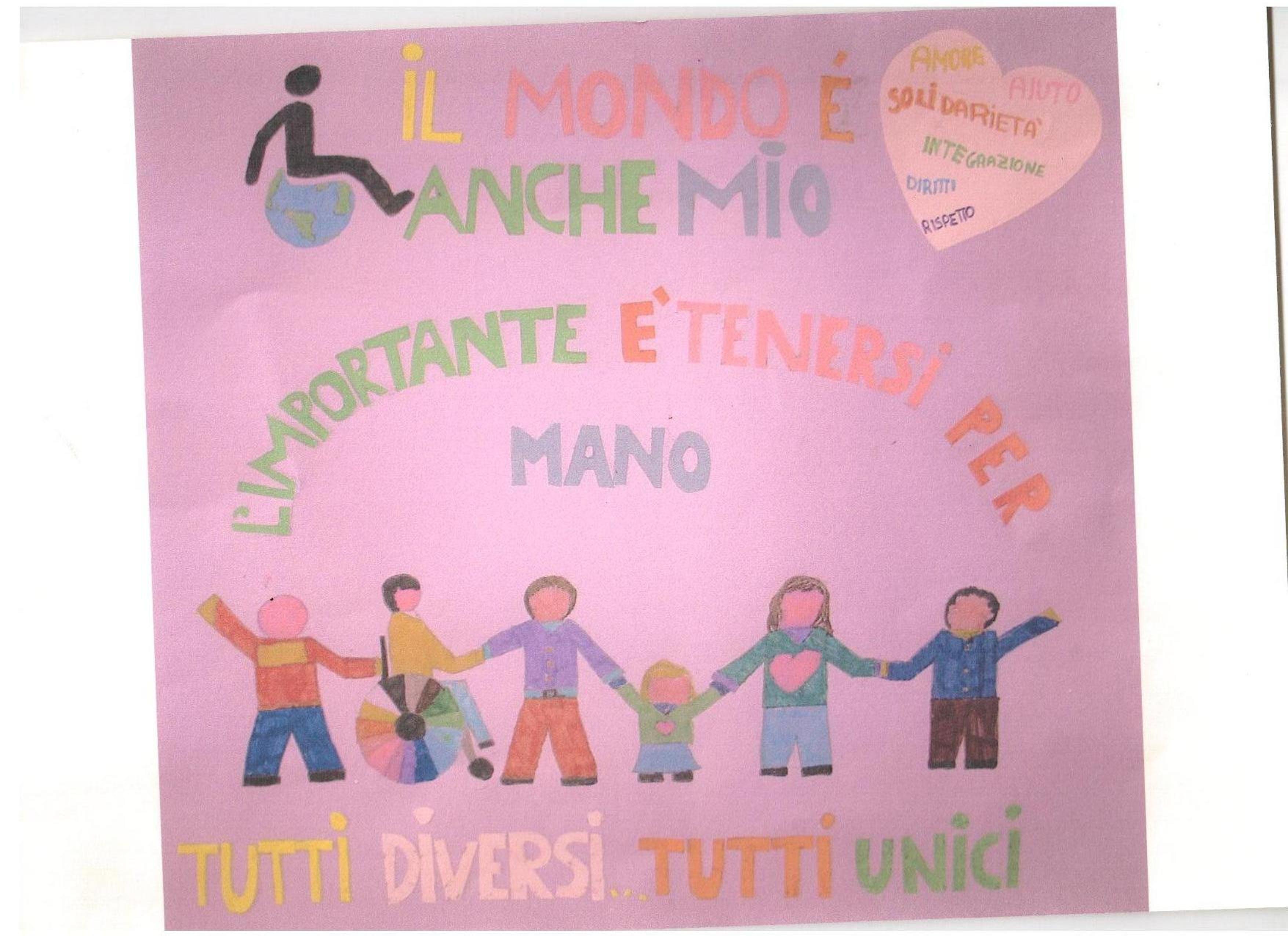 Cosenza, parliamo di disabilità e diritti a scuola
