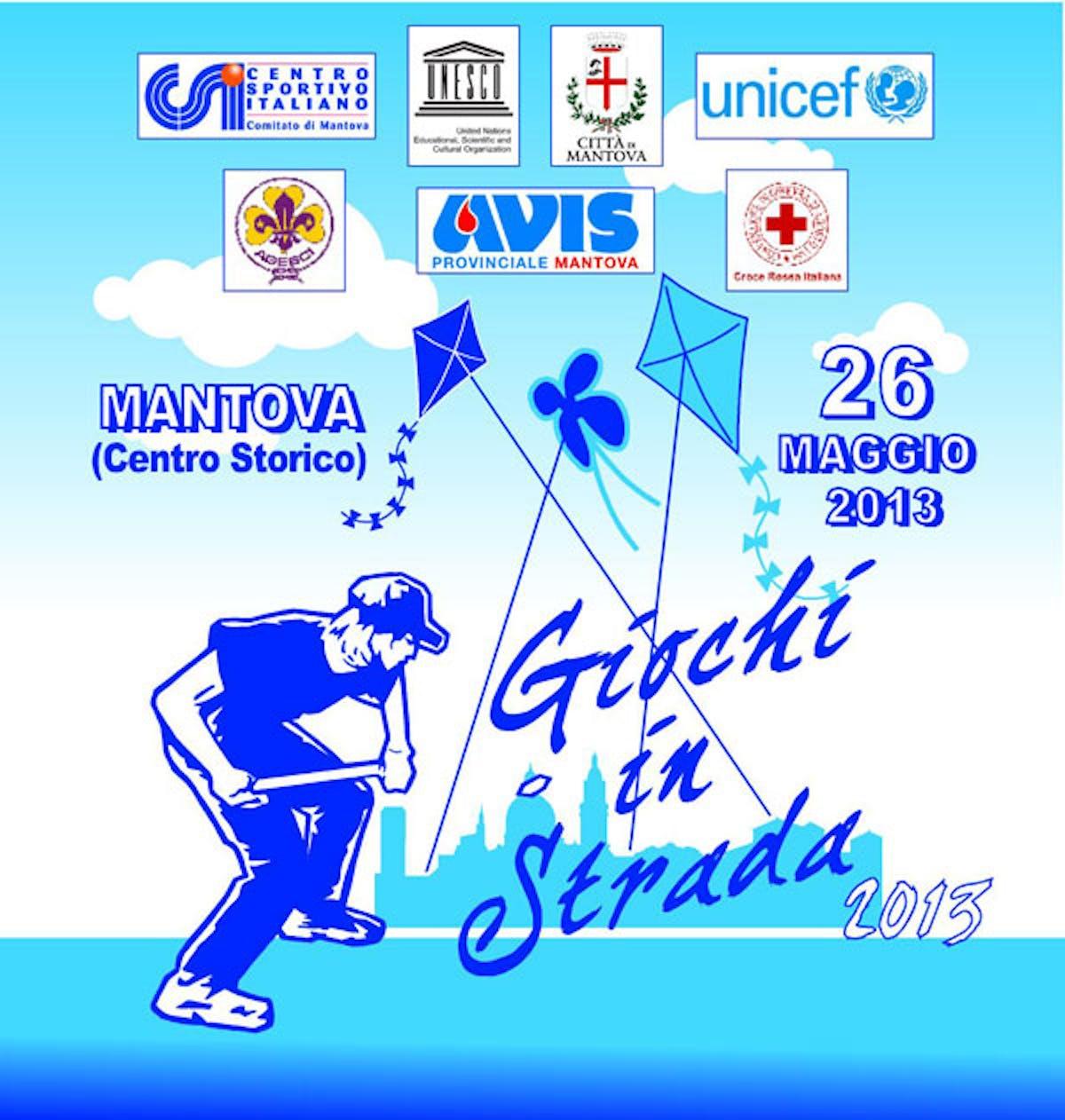 Le iniziative UNICEF a Mantova (aprile-maggio 2013)