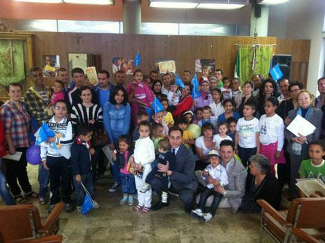 Il conferimento della cittadinanza onoraria a 20 bambini di origine straniera al Comune di Saviano