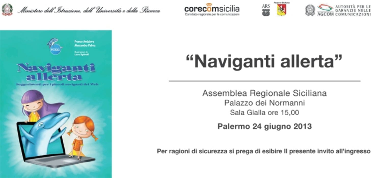 Navigare sicuri (sul web) a Palermo