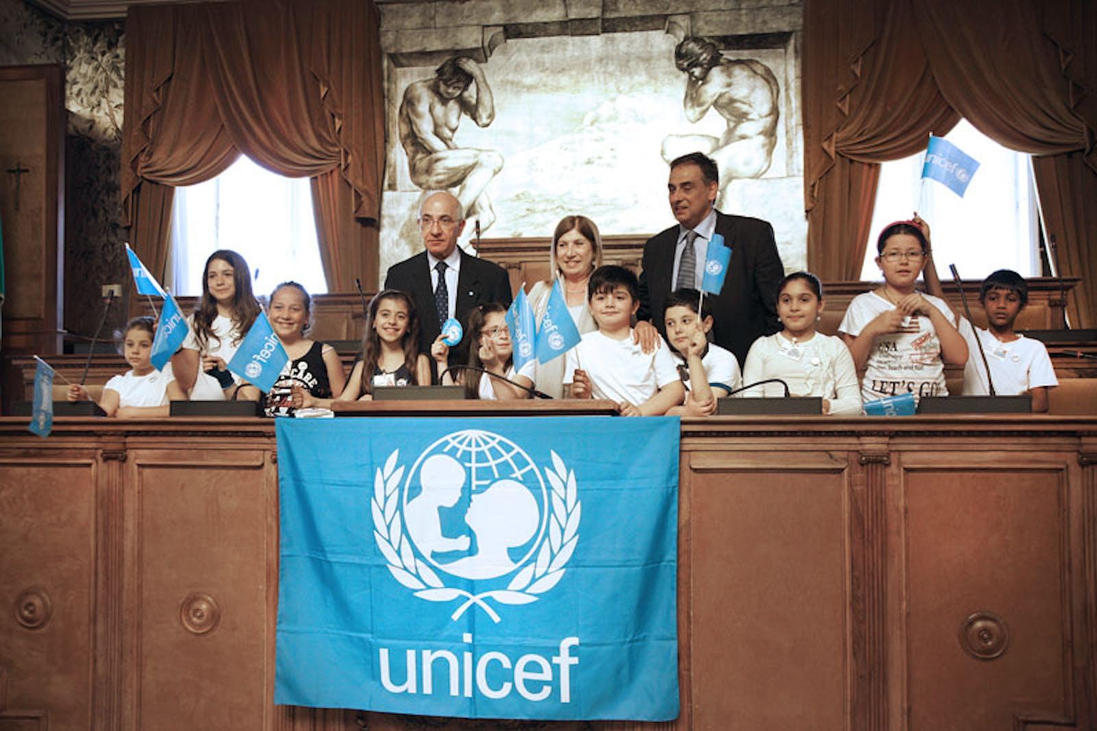 Il Rapporto UNICEF 2013 presentato a Catania