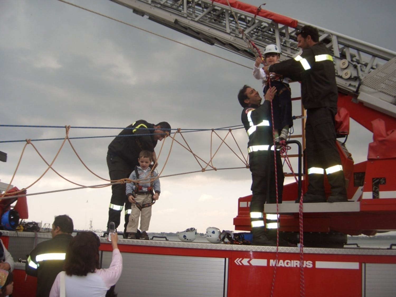 Siracusa unisce Pompieropoli e Orchidea UNICEF. Un successo garantito