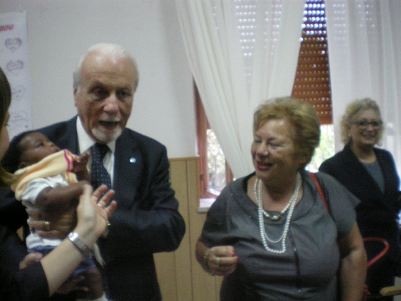 Missione a Siracusa del Presidente UNICEF - Italia