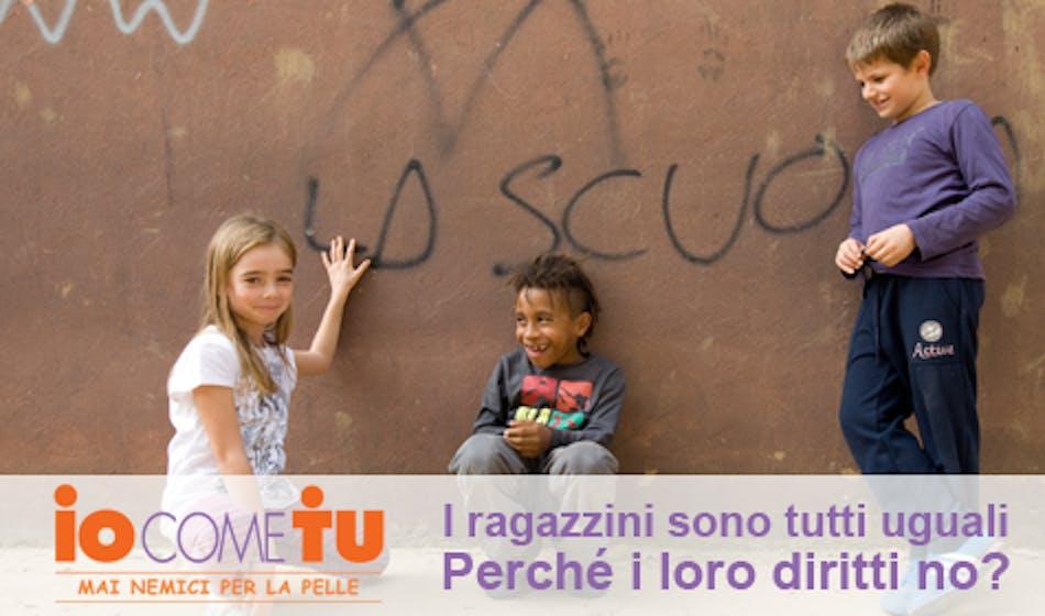 Genova: Oliver Twist promuoverà la campagna UNICEF Io come Tu