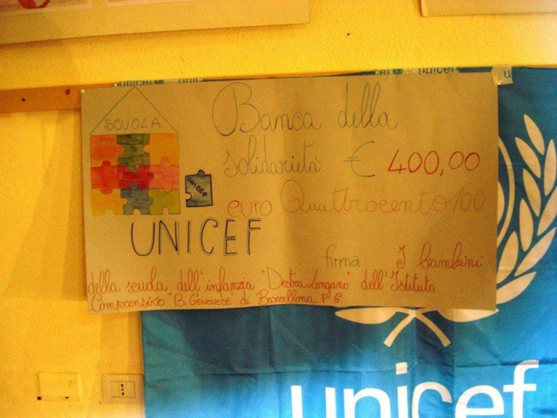 Milazzo: grande successo per la manifestazione pro UNICEF