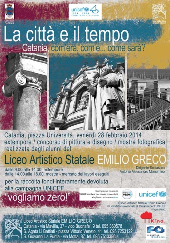 Catania: al via l'iniziativa UNICEF