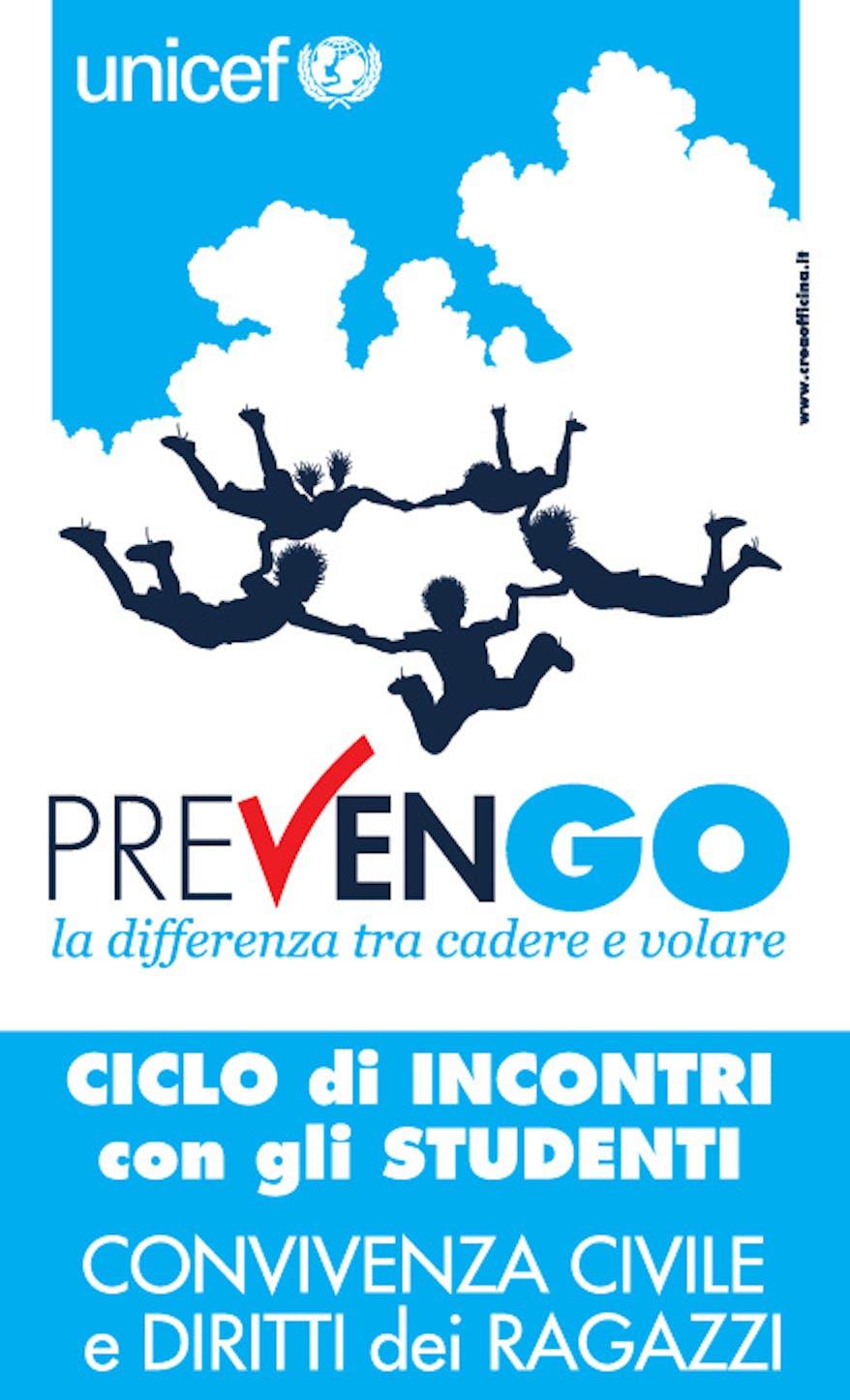 Imperia: si allarga il progetto educativo UNICEF PrevenGO