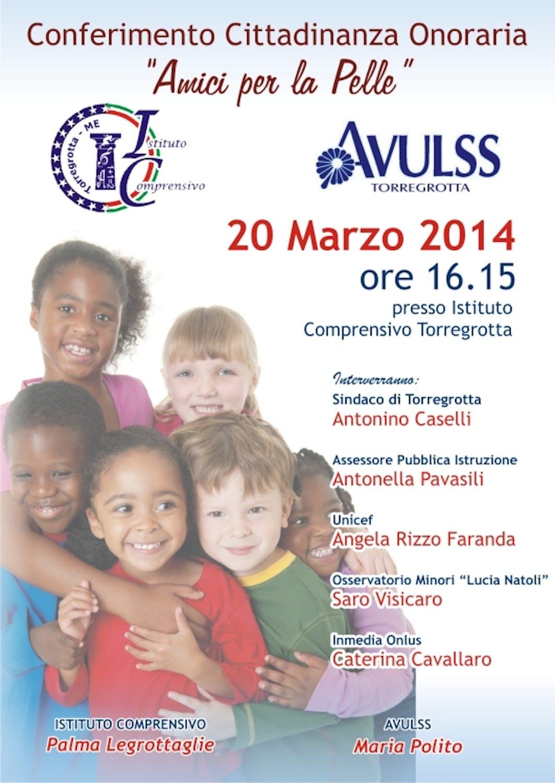 Torregrotta (ME): cittadinanza onoraria ai minori di origine straniera
