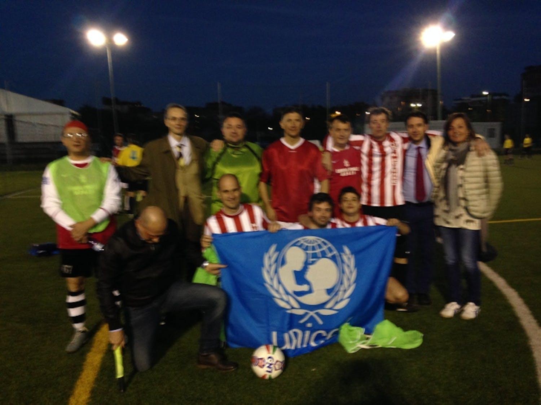 """A Monza il 2° Torneo di calcio """"UN GOL PER L'UNICEF"""""""