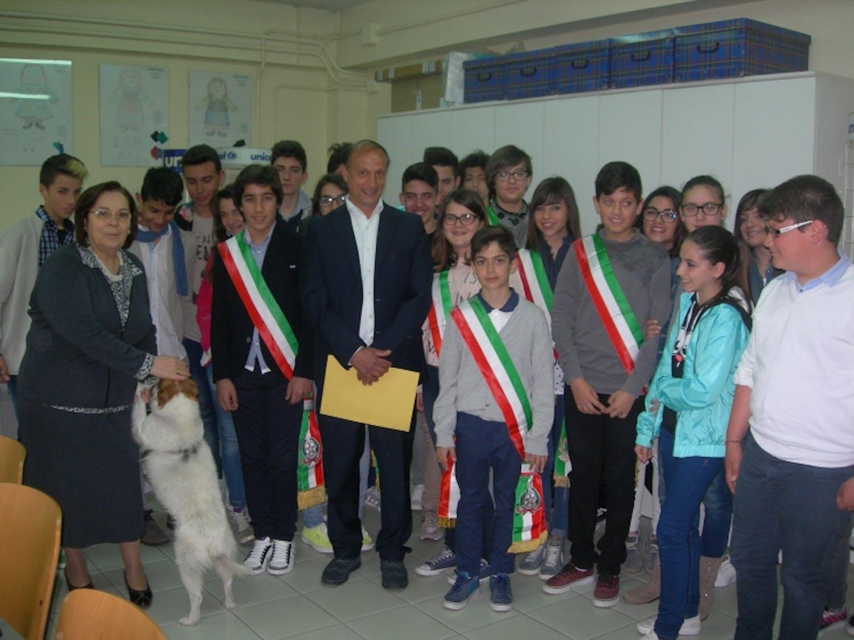 Benevento: consulta provinciale dei consigli comunali Junior del Sannio