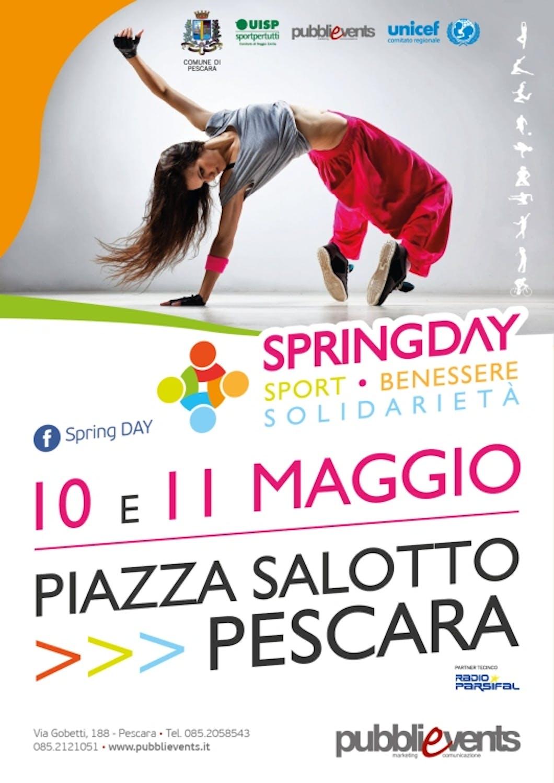 Pescara: i volontari UNICEF partecipano al fine settimana di sport, benessere e solidarietà