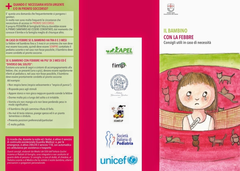 Genova: UNICEF al fianco dei pediatri per i consigli utili
