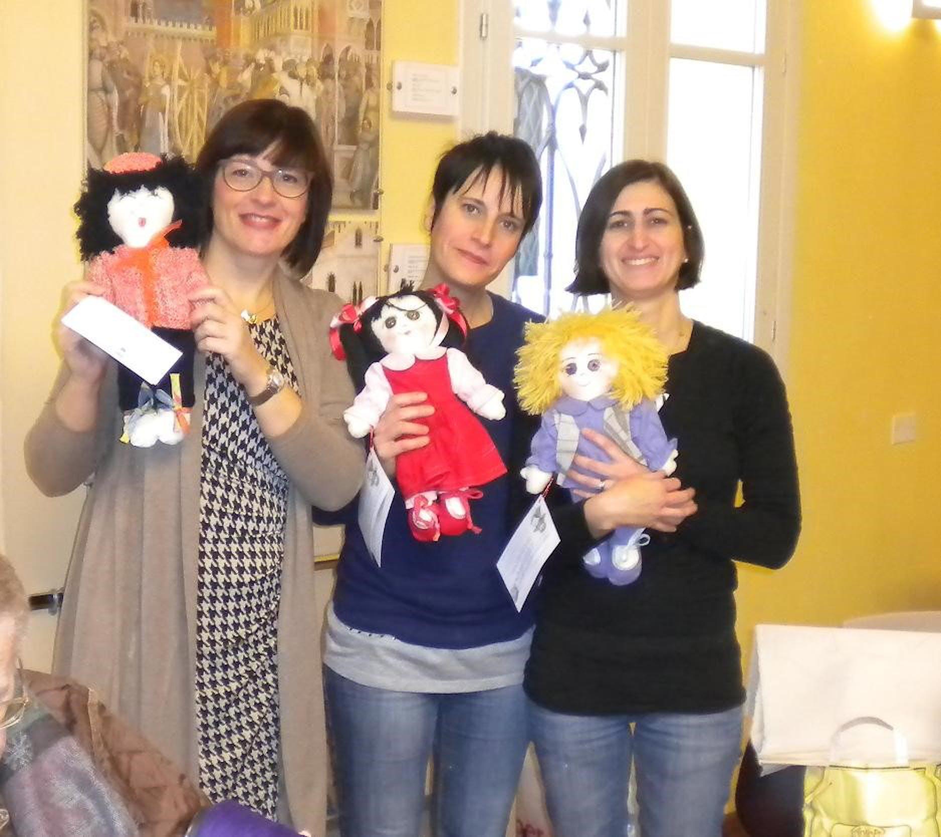 Verona: Michela ci racconta la Pigotta UNICEF