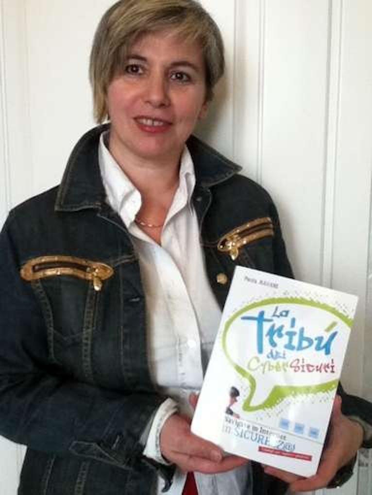 Al Bordighera Book Festival Paola Ravani per UNICEF