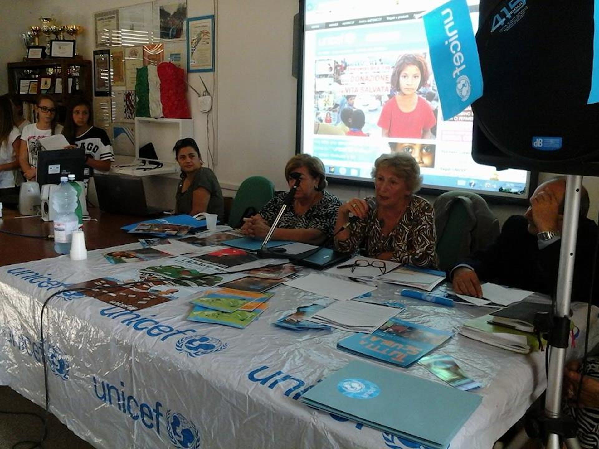Le scuole di Nocera Superiore si formano sui diritti dell'infanzia grazie a UNICEF