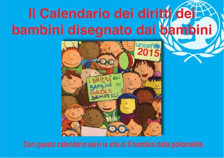 Genova: presentato il calendario dei diritti 2015