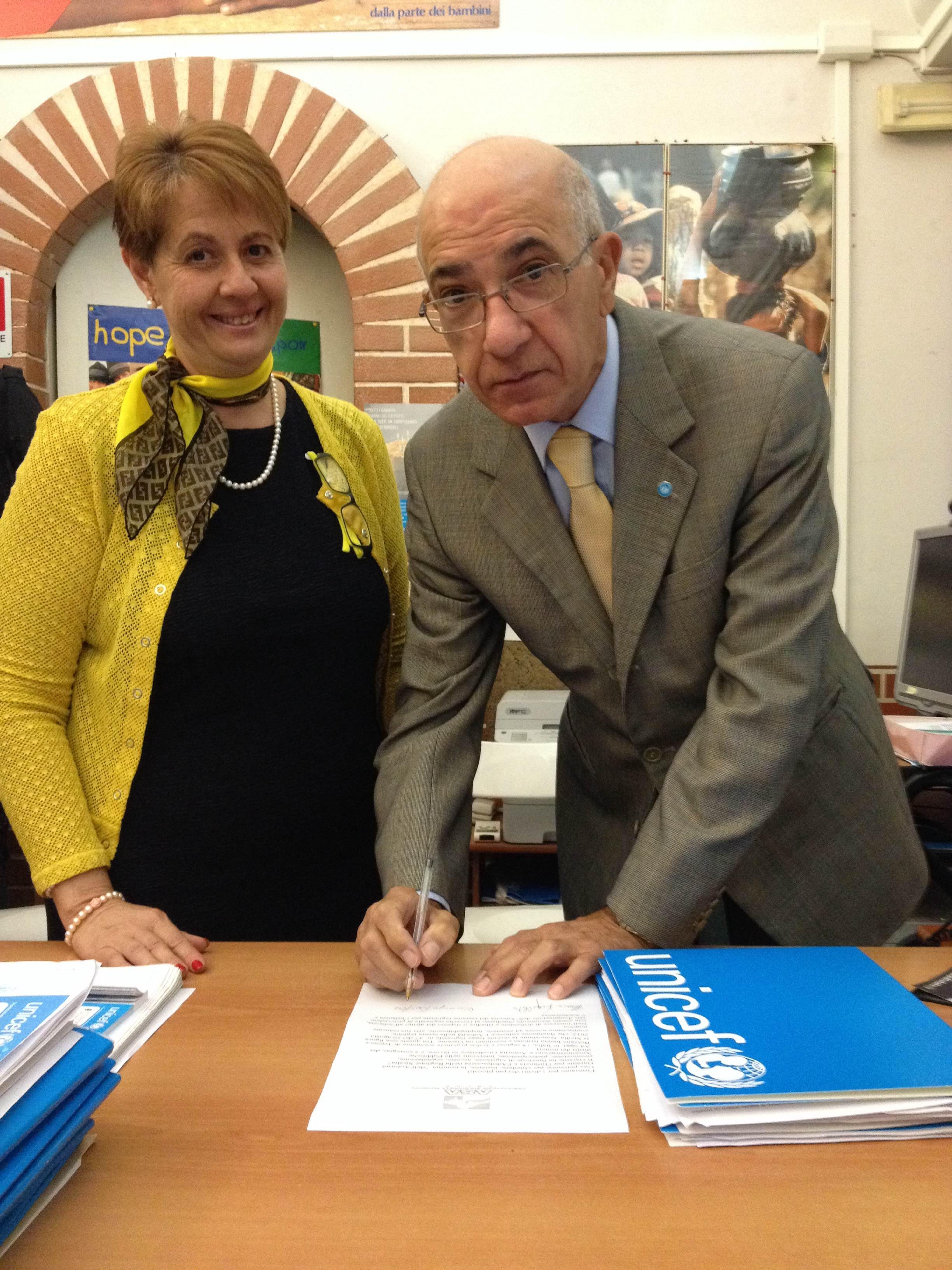 Catania: UNICEF affianca ASA per la nomina del Garante