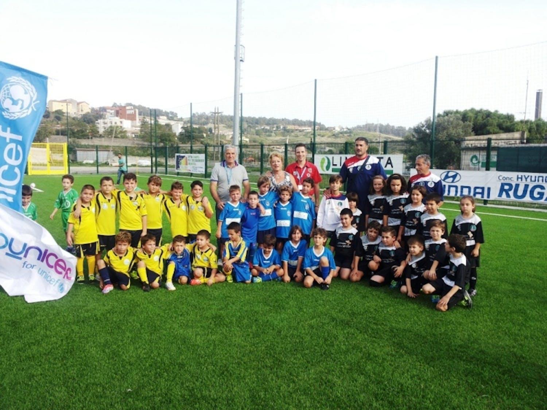 Catanzaro celebra i diritti dei bambini con le Amministrazioni comunali e FIGC