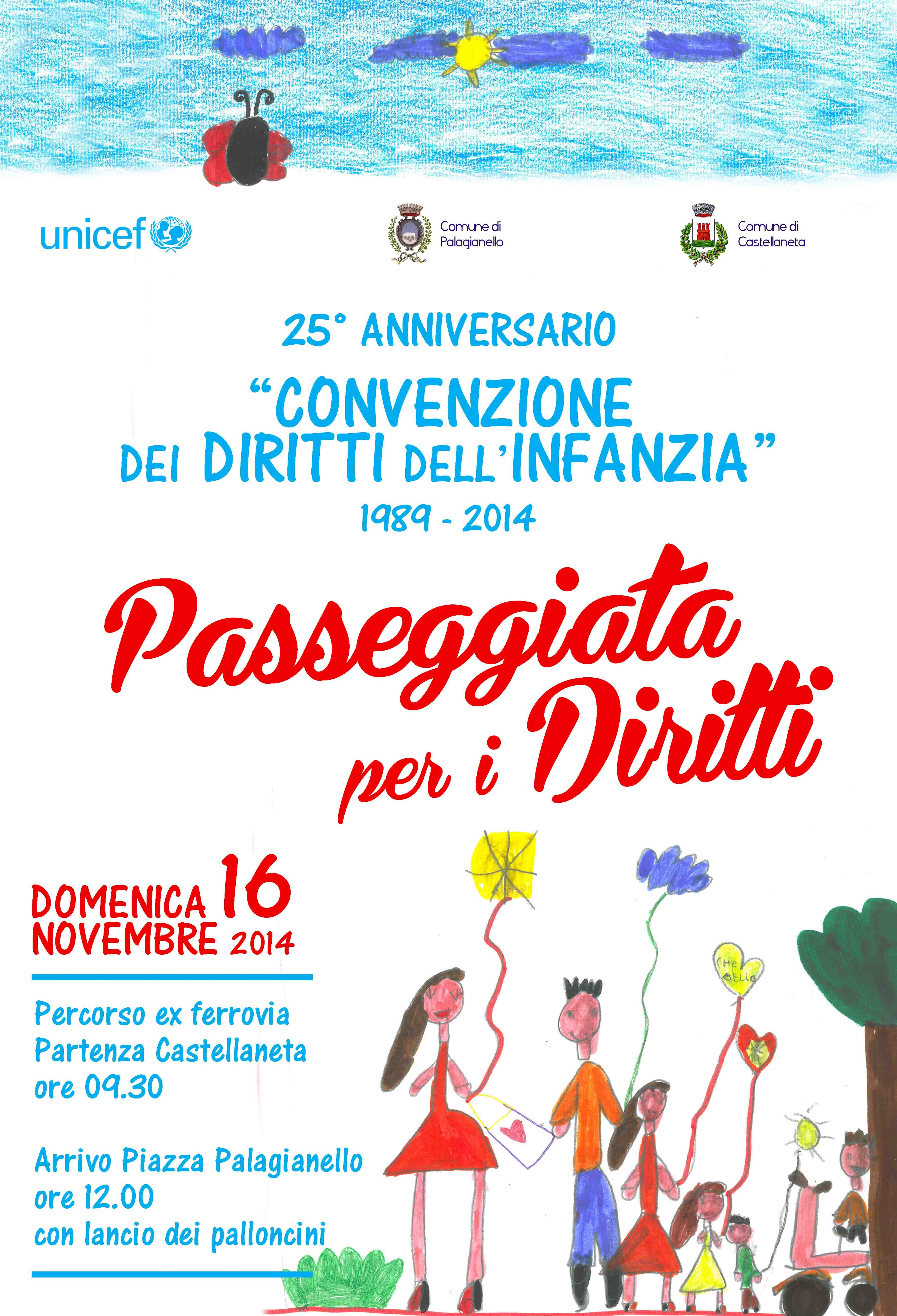 A Taranto un programma di iniziative per celebrare i diritti