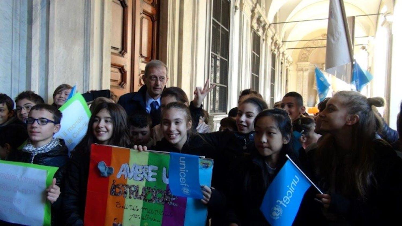 Grande successo a Torino per la prima marcia dei diritti
