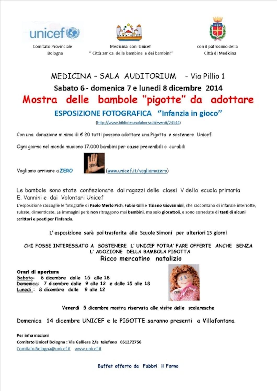 Medicina (BO): al via la mostra fotografica dedicata al Gioco
