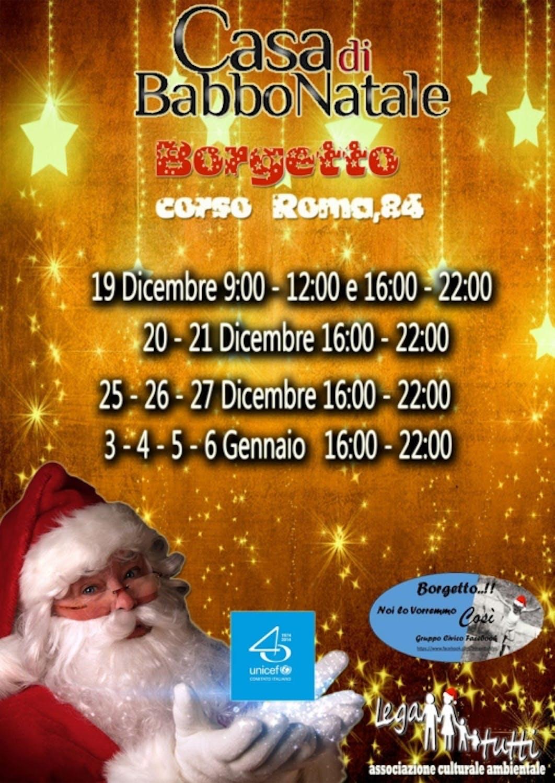 Palermo: anche Babbo Natale sostiene UNICEF