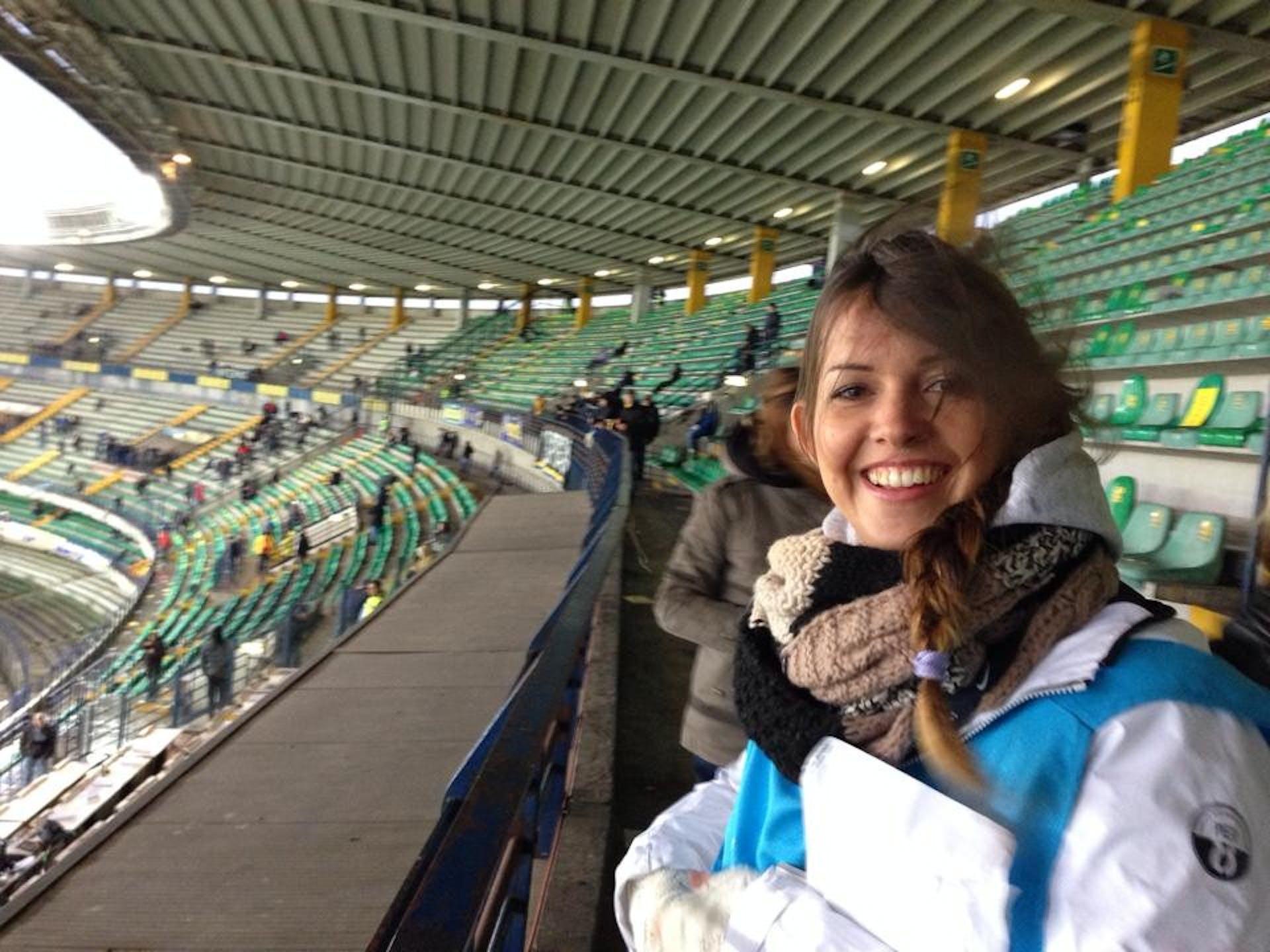 Derby Hellas-Chievo, si gioca anche per la Siria