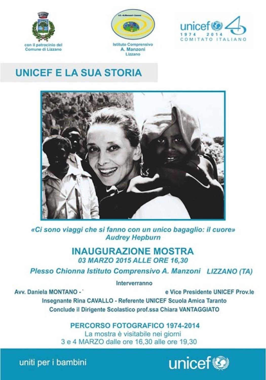 La mostra itinerante di UNICEF arriva a scuola