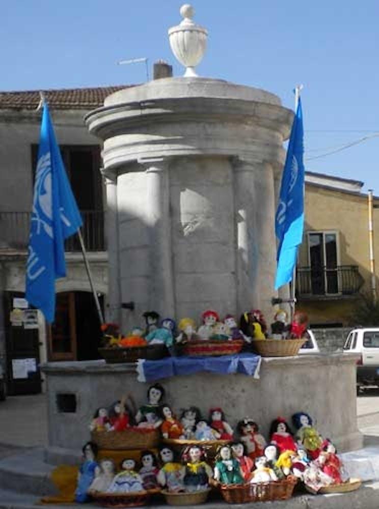 L'Associazione culturale Cercellus per la Pigotta UNICEF