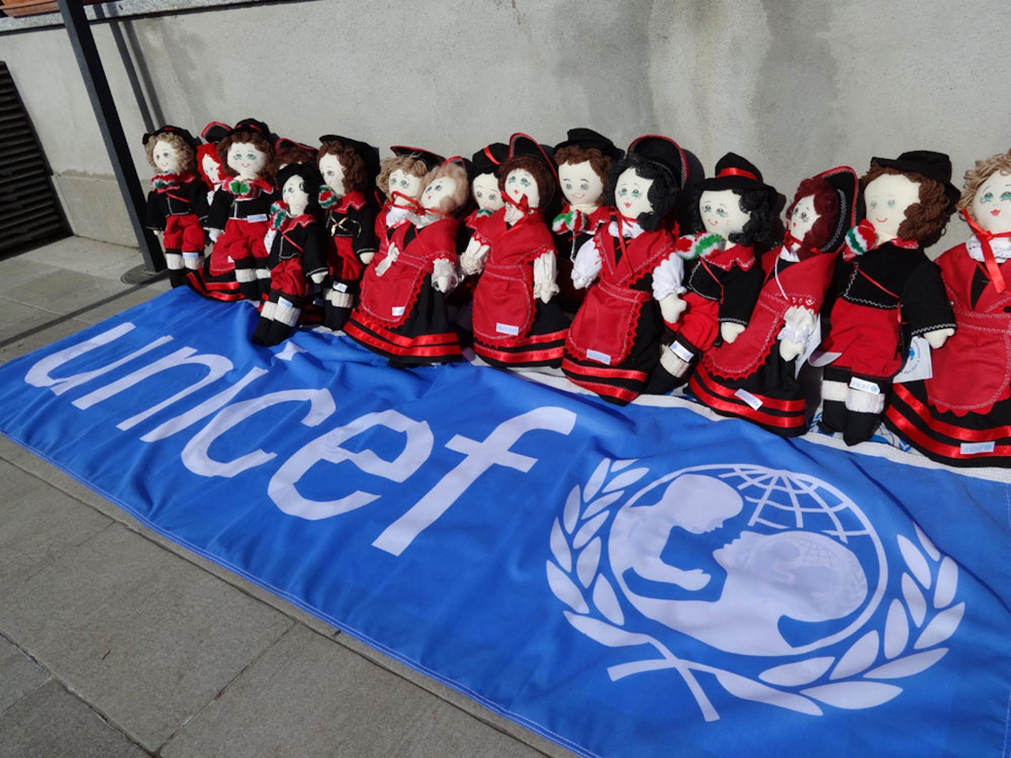 Aosta: per i 150 anni della conquista del Cervinio arriva la Pigotta UNICEF
