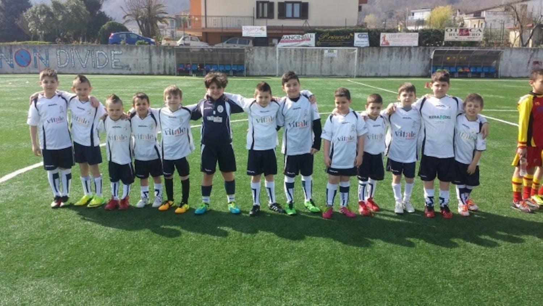 Benevento: lo spring soccer meeting di tinge di azzurro UNICEF