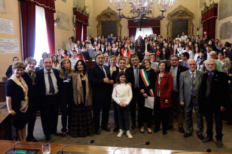 A Palermo si insedia il consiglio comunale dei ragazzi