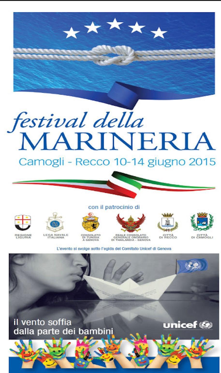 Genova festeggia la marineria con UNICEF