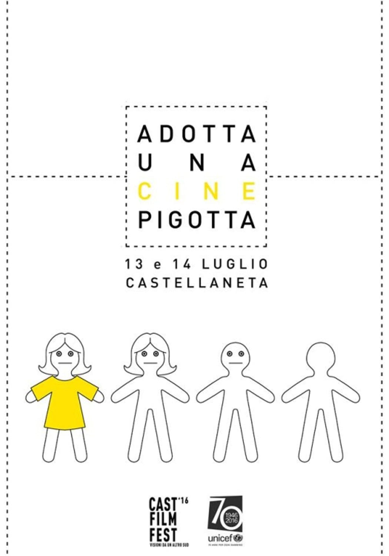 Adotta una Cine-Pigotta al Castellaneta Film Fest 2016