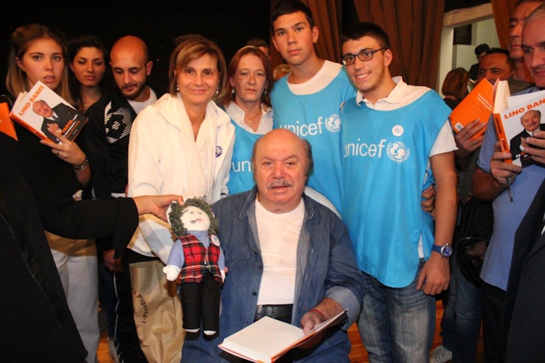 Lino Banfi a Seregno (MB)