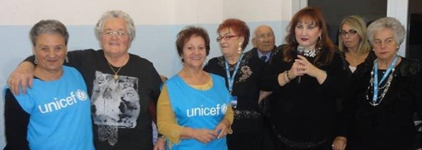 Foto di gruppo dell'edizione 2015