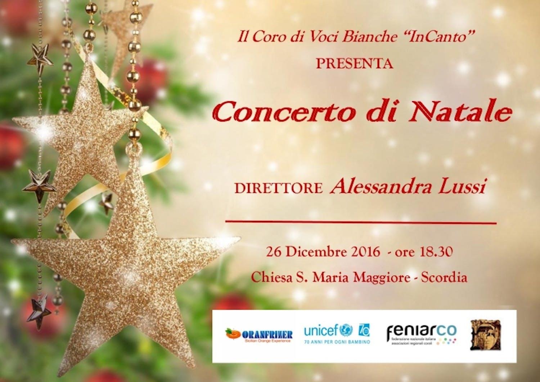 Invito all'evento del 26 dicembre 2016